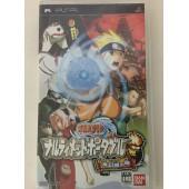 NARUTO-ナルト- ナルティメットポータブル 無幻城の巻 PSP (中古)