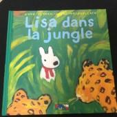 [中古] Lisa dans la jungle