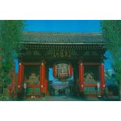 雷門(金龍山浅草寺・東京)